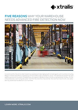 TOP TIPS TO OPTIMIZE SMOKE DETECTION IN WAREHOUSING OPERATIONS